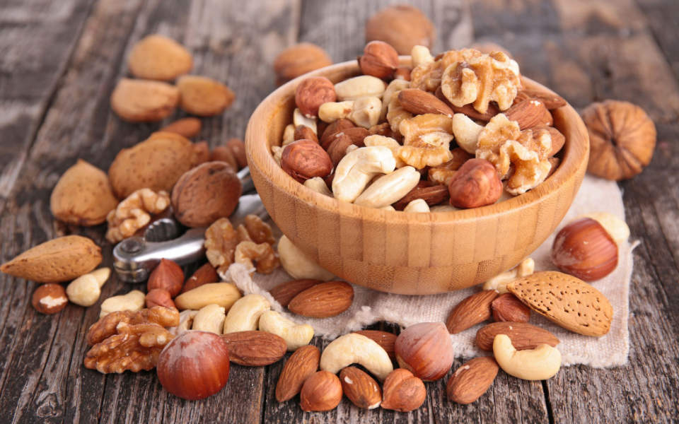 Healthiest Nuts to Eat for Better Health