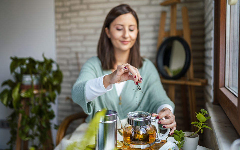 How to Drink Green Tea